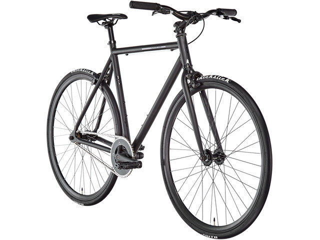 FIXIE Inc. Floater Citycykel svart - till fenomenalt pris på Bikester 43b50575b95aa